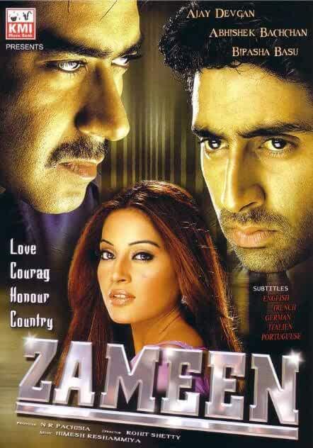 Zameen 2003 Movies Watch on Disney + HotStar