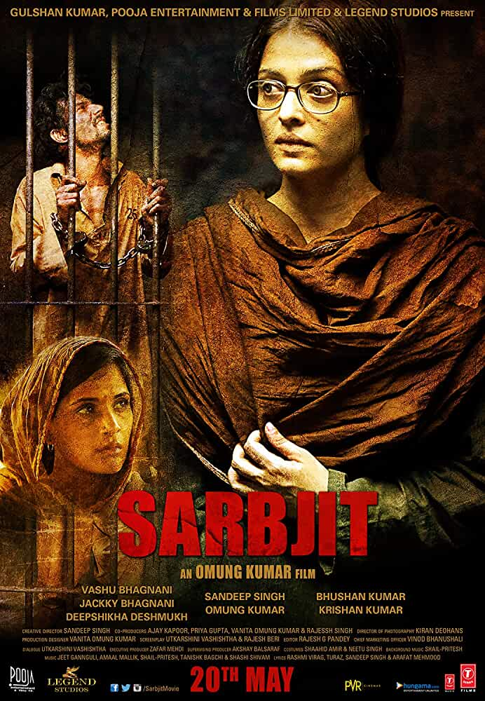 Sarbjit 2016 Movies Watch on Amazon Prime Video