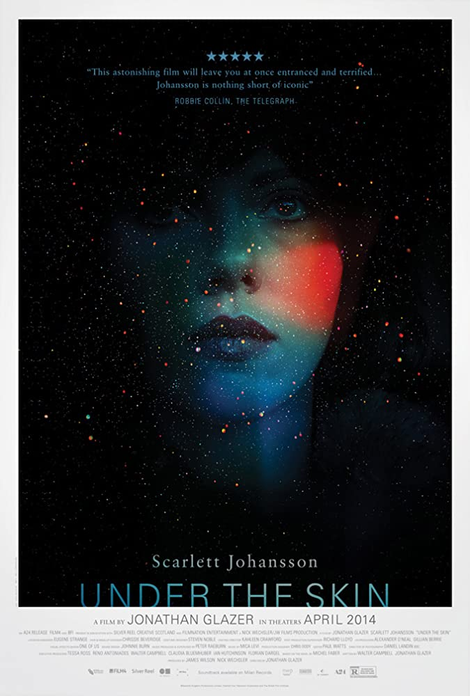 Under the Skin 2014 Movies Watch on Netflix