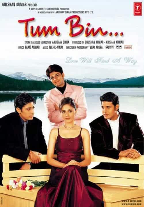 Tum Bin 2001 Movies Watch on Disney + HotStar