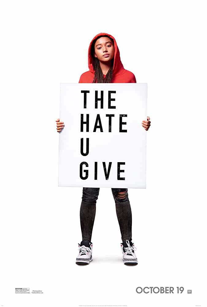 The Hate U Give 2018 Movies Watch on Disney + HotStar