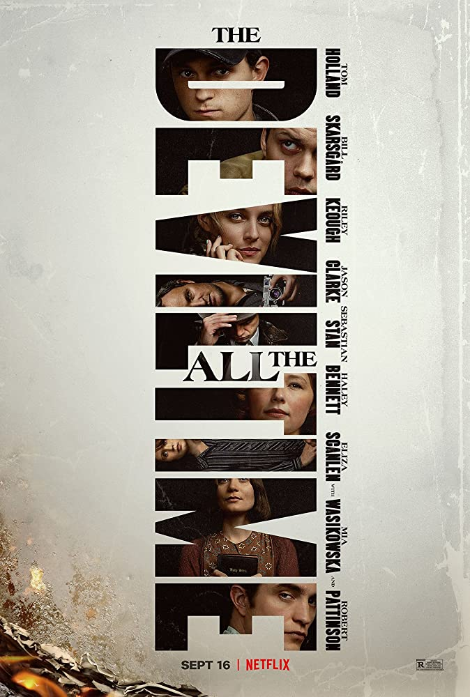 The Devil All the Time 2020 Movies Watch on Netflix