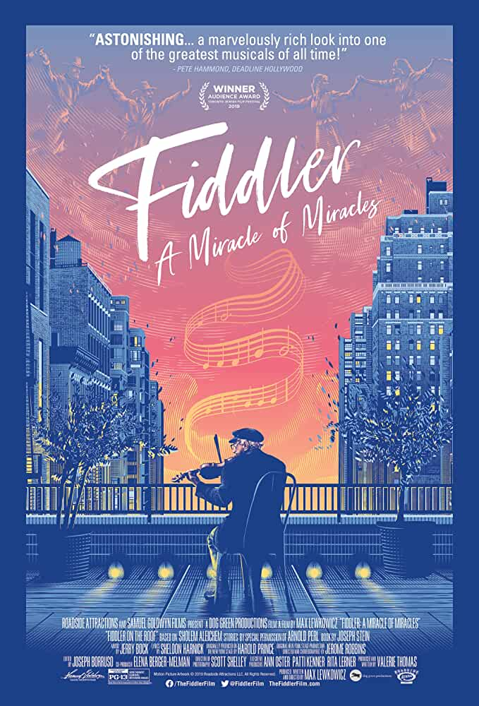 Fiddler: Miracle of Miracles 2019 Movies Watch on Amazon Prime Video