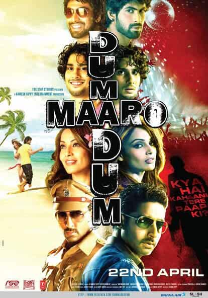 Dum Maaro Dum 2011 Movies Watch on Disney + HotStar
