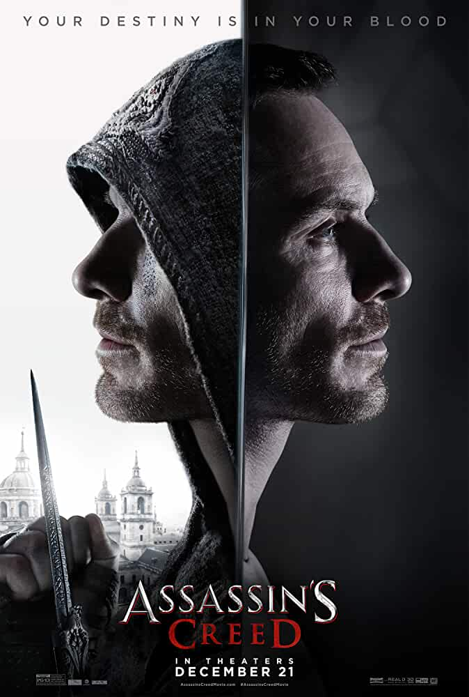 Assassin's Creed 2016 Movies Watch on Netflix