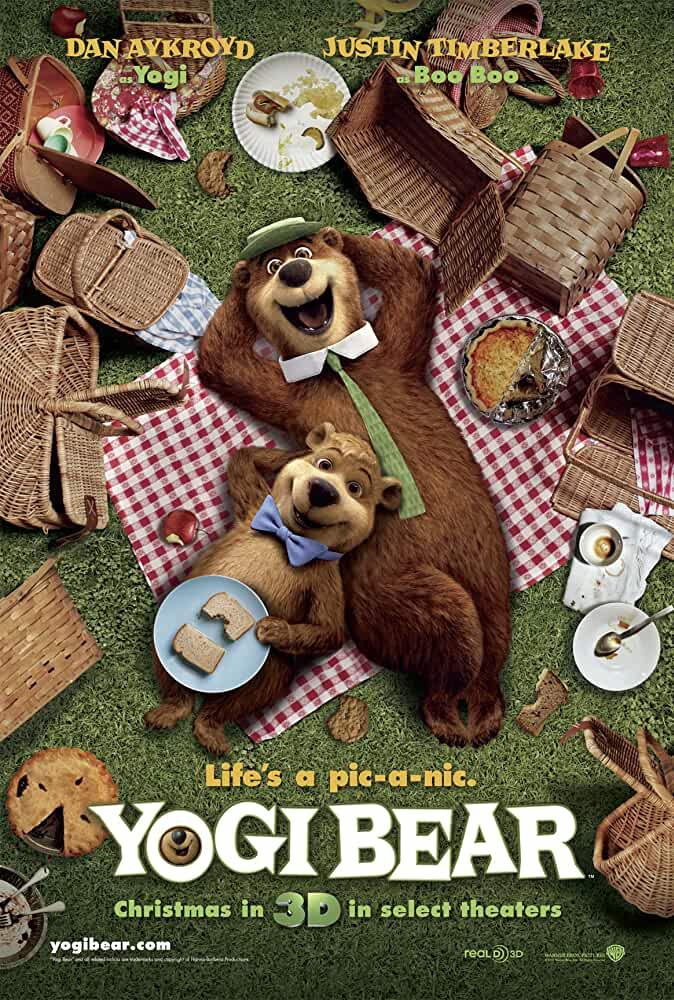 Yogi Bear 2010 Movies Watch on Amazon Prime Video