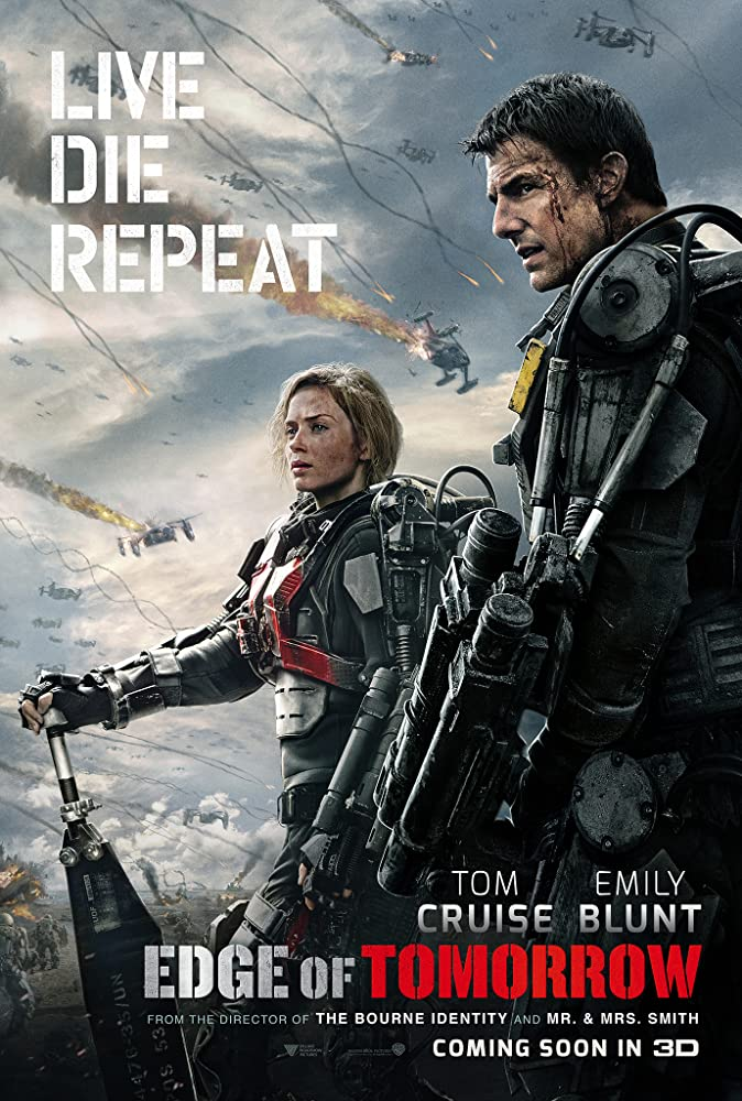 Edge of Tomorrow 2014 Movies Watch on Netflix
