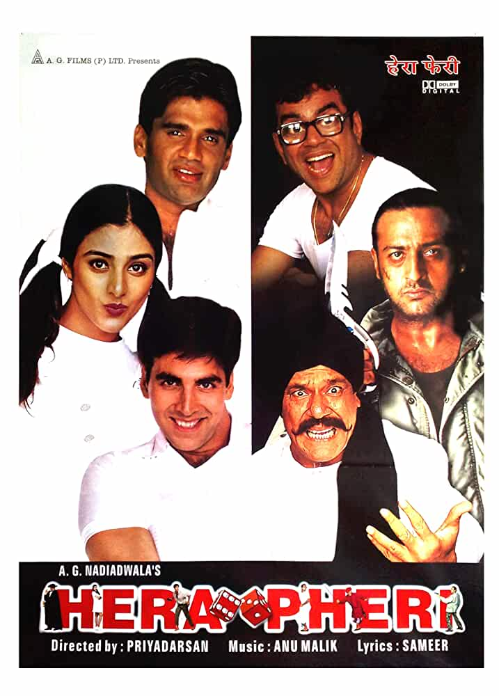 Hera Pheri 2000 Movies Watch on Amazon Prime Video
