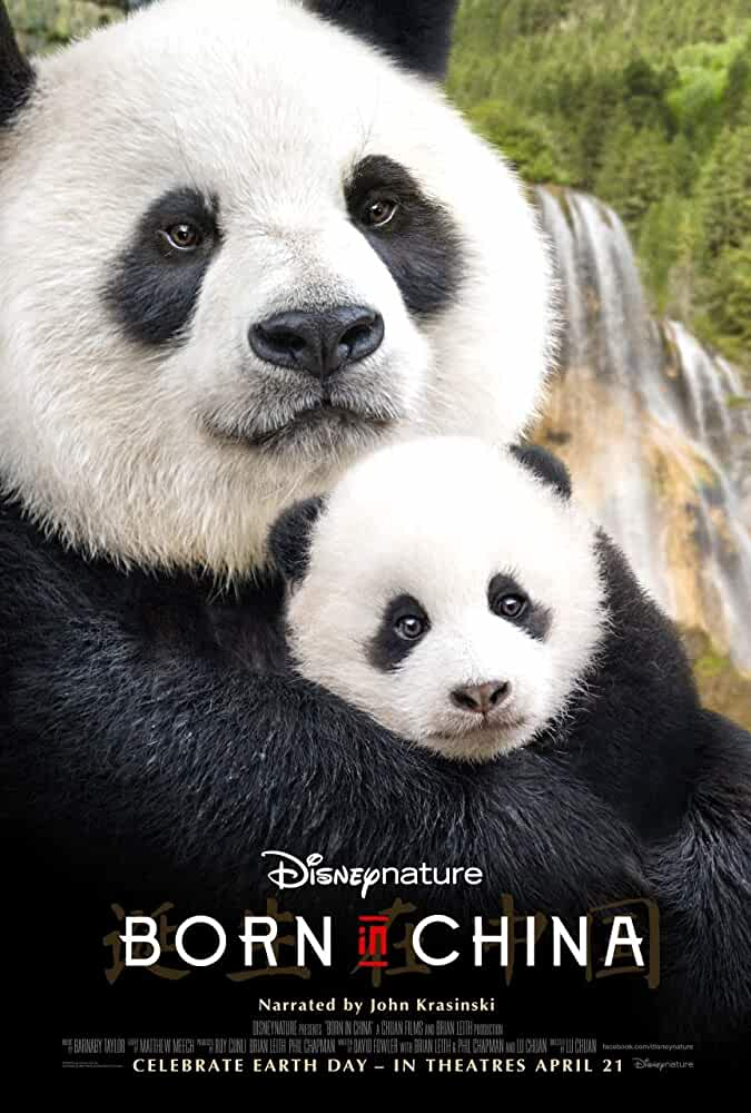 Born in China 2017 Movies Watch on Disney + HotStar