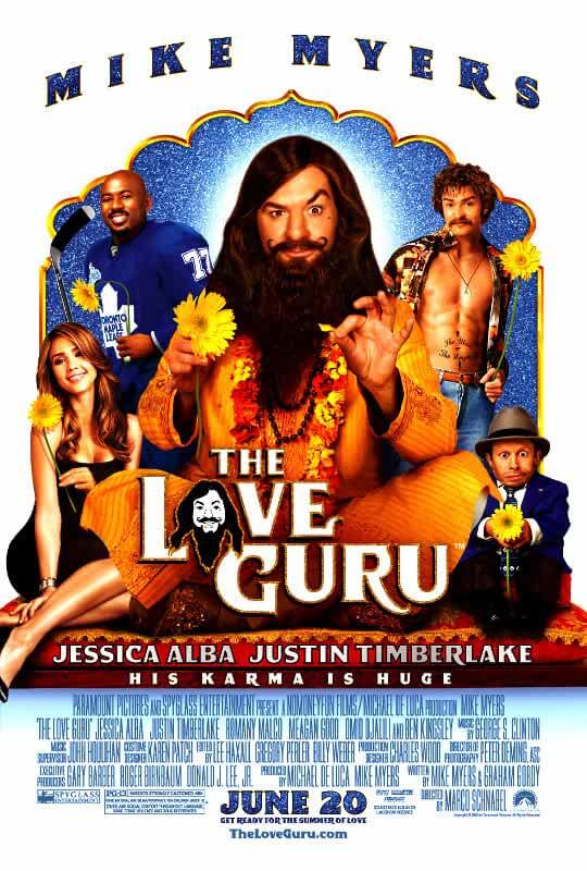 The Love Guru 2008 Movies Watch on Amazon Prime Video
