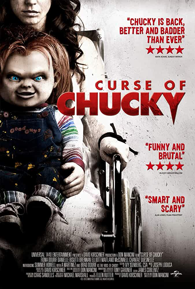 Curse of Chucky 2013 Movies Watch on Netflix