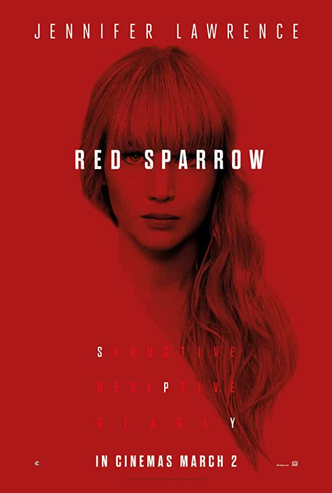 Red Sparrow 2018 Movies Watch on Disney + HotStar