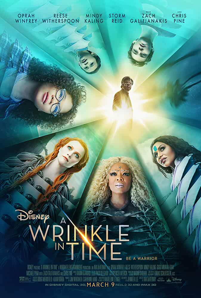 A Wrinkle in Time 2018 Movies Watch on Disney + HotStar