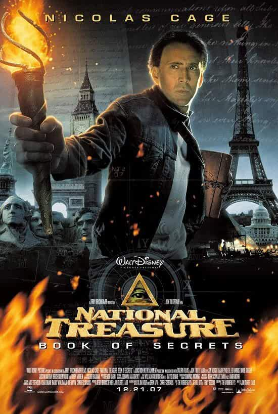 National Treasure: Book of Secrets 2007 Movies Watch on Disney + HotStar