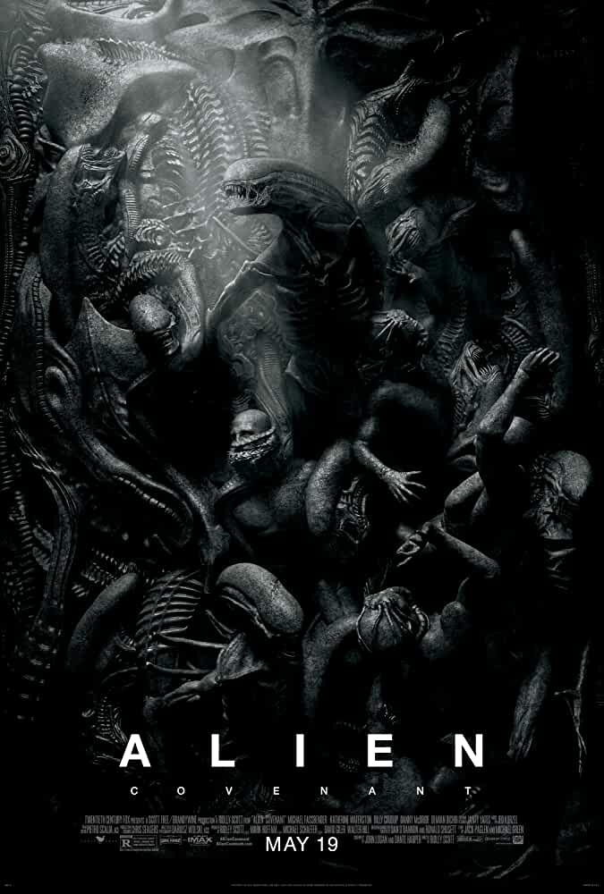 Alien: Covenant 2017 Movies Watch on Netflix