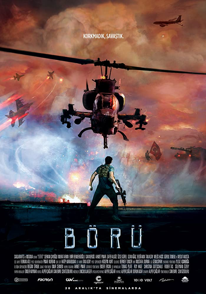 Börü 2018 Movies Watch on Netflix