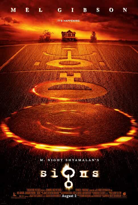 Signs 2002 Movies Watch on Disney + HotStar
