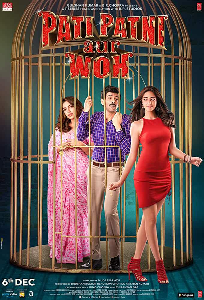 Pati Patni Aur Woh 2019 Movies Watch on Amazon Prime Video