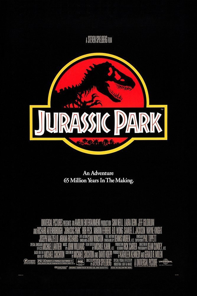 Jurassic Park 1993 Movies Watch on Amazon Prime Video