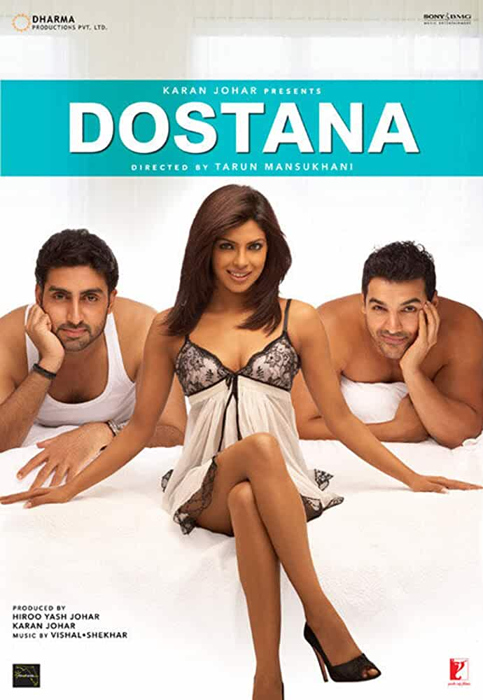Dostana 2008 Movies Watch on Netflix