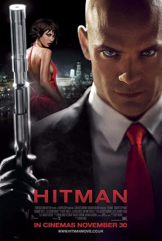 Hitman 2007 Movies Watch on Disney + HotStar
