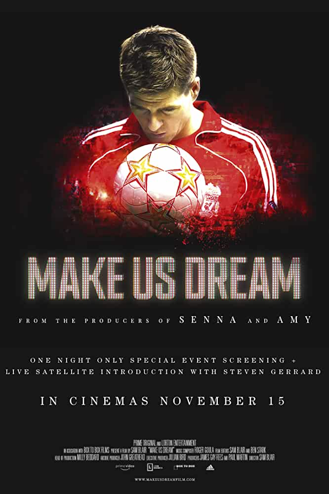 Make Us Dream 2018 Movies Watch on Amazon Prime Video