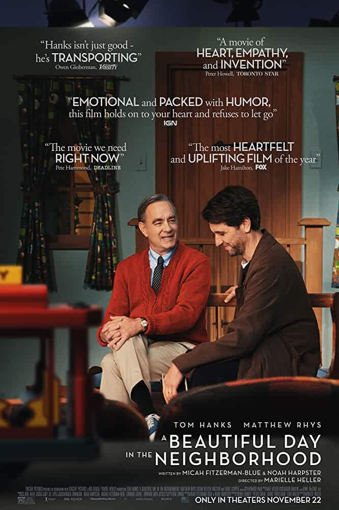 A Beautiful Day in the Neighborhood 2019 Movies Watch on Amazon Prime Video