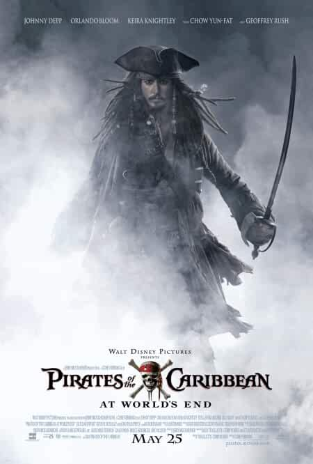 Pirates of the Caribbean: At World's End 2007 Movies Watch on Disney + HotStar