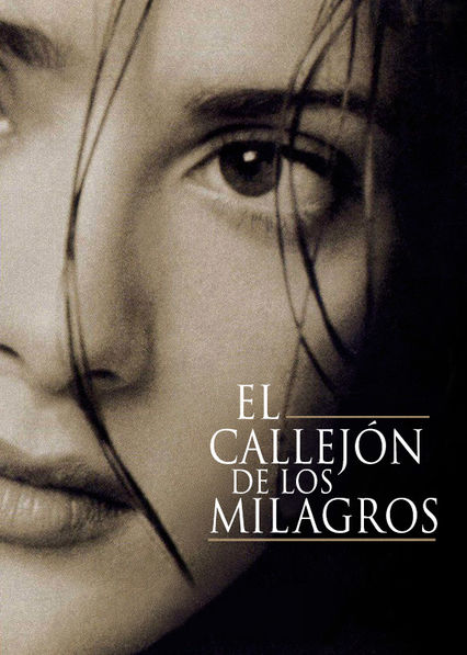 El callejón de los milagros 1995 Movies Watch on Amazon Prime Video